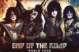 伝説のロックバンド「KISS」のファイナルツアーがゼビオアリーナ仙台で開催されます